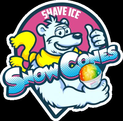 Snow Cones Logo