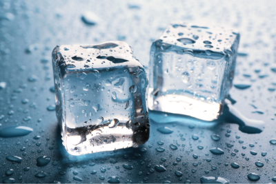 The importance of tempering Ice.