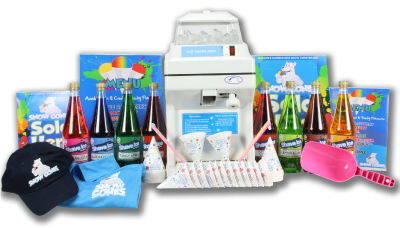 Snow Cone package