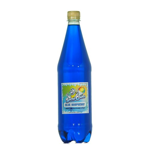 Blue Bubblegum 1 Litre syrup