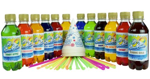 Mix & Match 12 x 250ml Case of Shave Ice Syrup