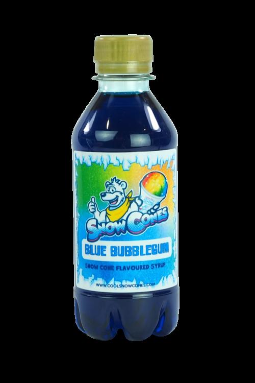 Blue Bubblegum 250ml Snow Cone Syrup