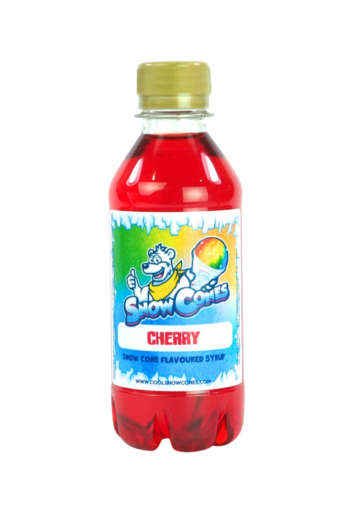 Cherry 250ml Snow Cone Syrup