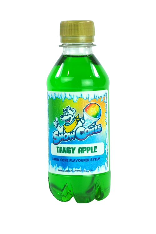Tangy Apple 250ml Snow Cone Syrup