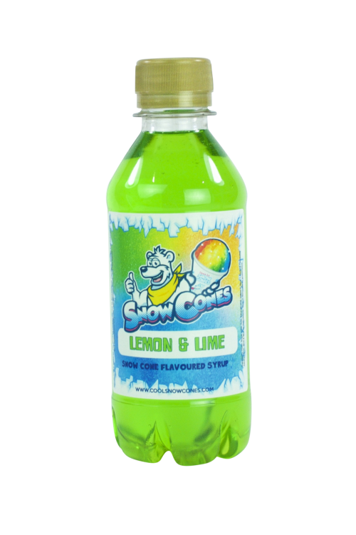 Lemon & Lime 250ml Snow Cone Syrup