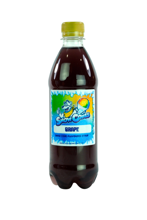 Grape 500ml Snow Cone Syrup