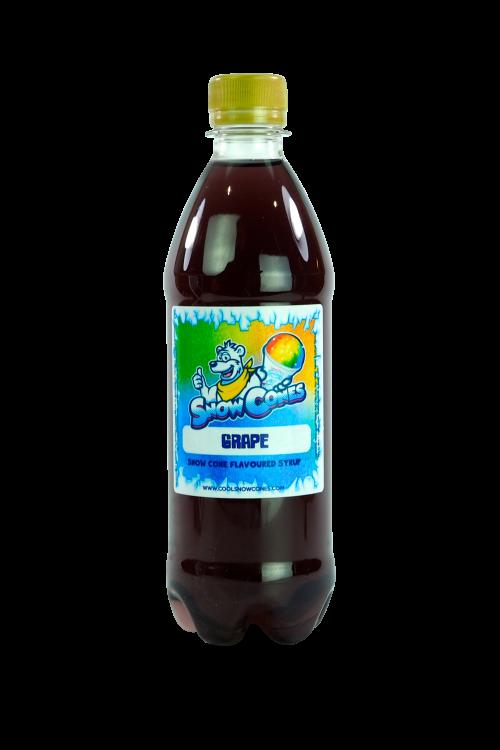 Grape 500ml Snow Cone Syrup