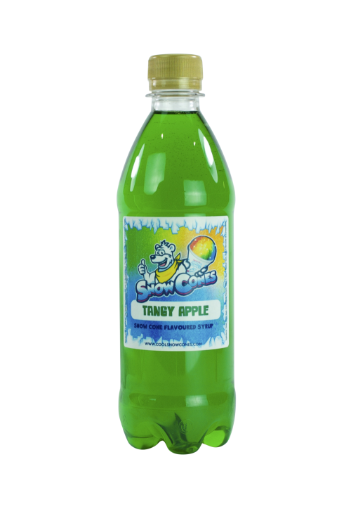 Green Apple 500ml Snow Cone Syrup