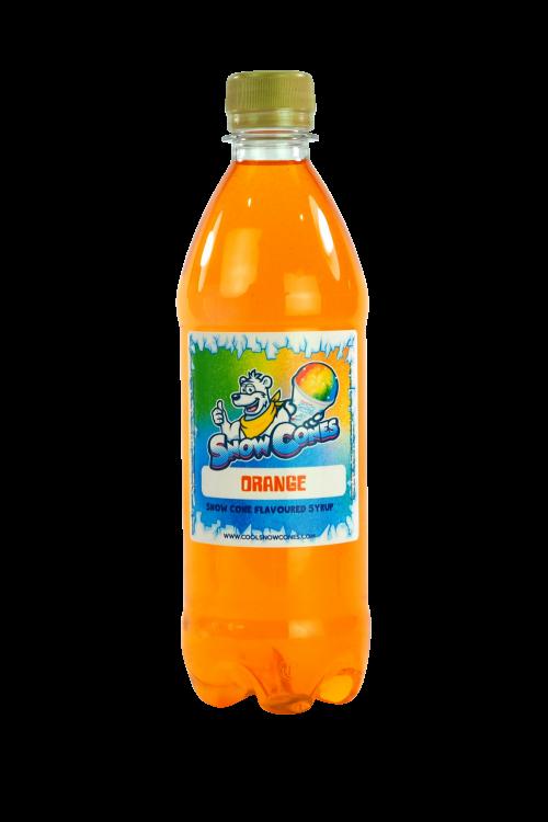 Orange 500ml Snow Cone Syrup