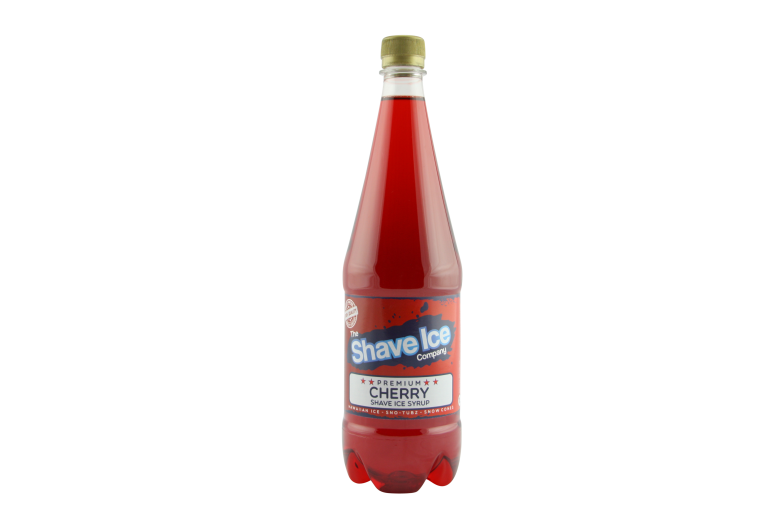 Cherry 1 Litre Shave Ice syrup