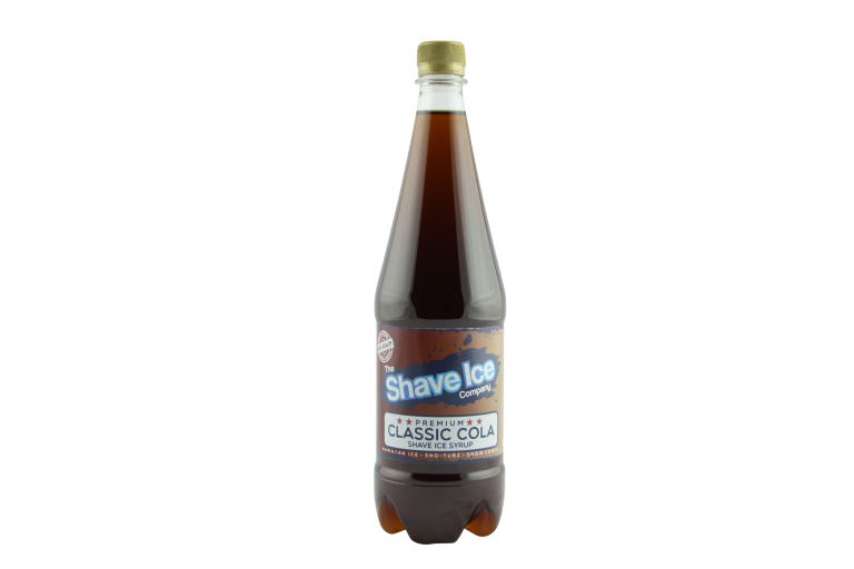 Classic Cola 1 Litre Shave Ice syrup