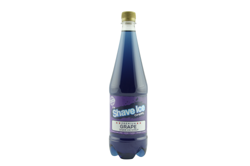 Grape 1 Litre Shave Ice syrup
