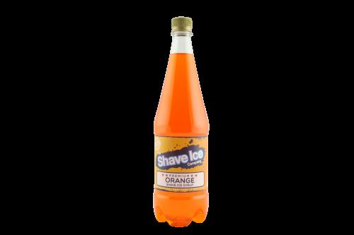 Orange 1 Litre Shave Ice syrup