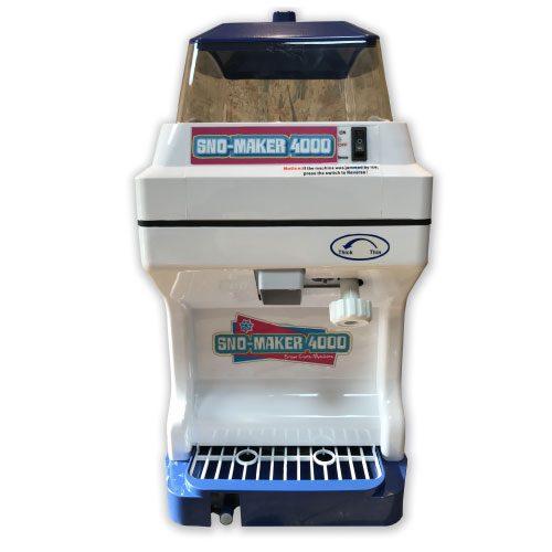Sno-Maker 4000 commercial Snow Cone machine