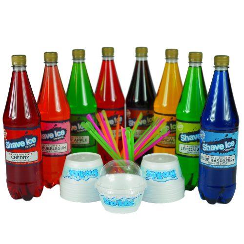 Sno-Tubz Brand Stock Pack