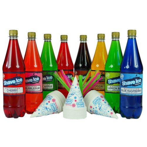 Snow Cones Brand Stock Pack